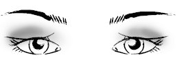 Правильный макияж глаз: капюшонообразные глаза<